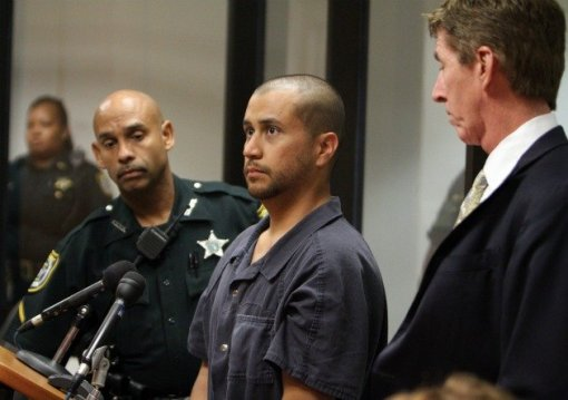 George Zimmerman charged with 2nd-degree murder: Trayvon Martin shooter to remain in jail