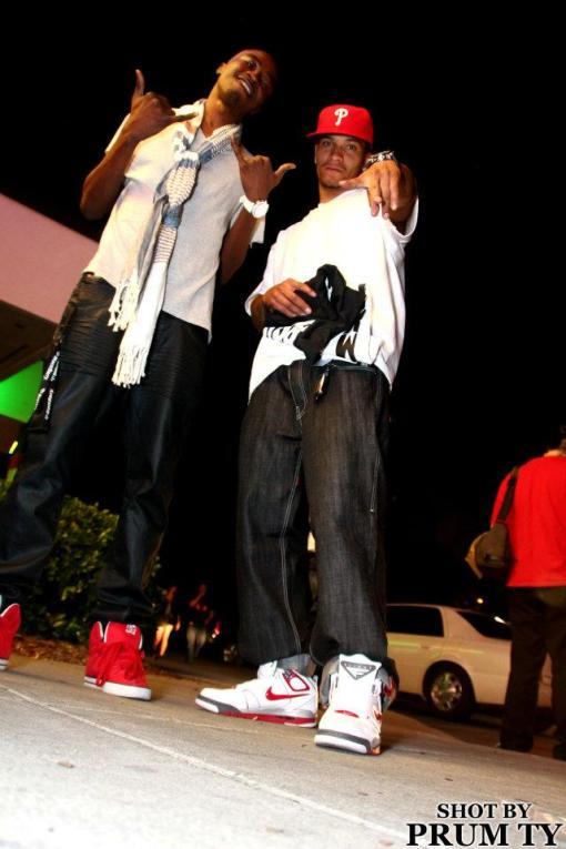 Me & Rapper Pell